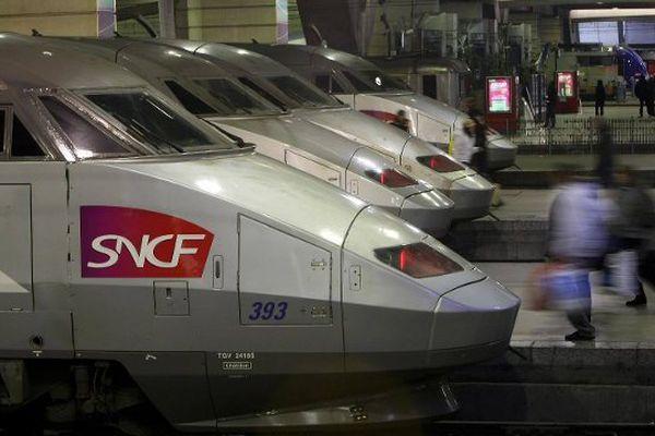 Le trafic des TGV Atlantique perturbé jusqu'en fin de journée à la suite de problème d'alimentation électrique et de signalisation