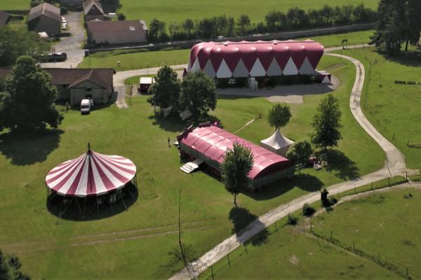 Le Sirque à Nexon, Haute-Vienne / © France 3 Nouvelle-Aquitaine