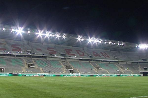 Stade Louis Dugauguez - Sedan