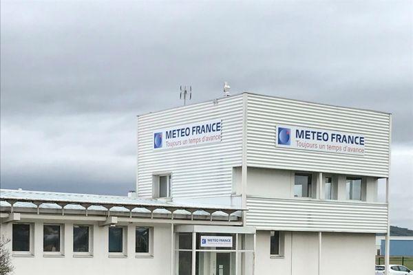 Station Météo France à Tomblaine