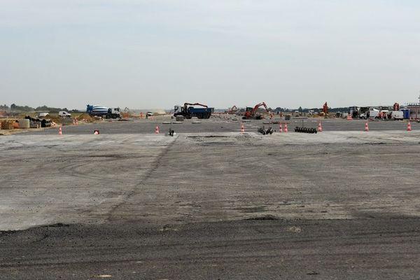 La piste 3 d'Orly a nécessité quatre mois de travaux. Un chantier à 120 millions d'euros.