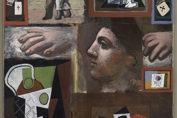 """Pablo Picasso """"Études"""""""