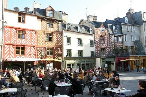 Rennes enregistre une croissance annuelle de 1,4 %.