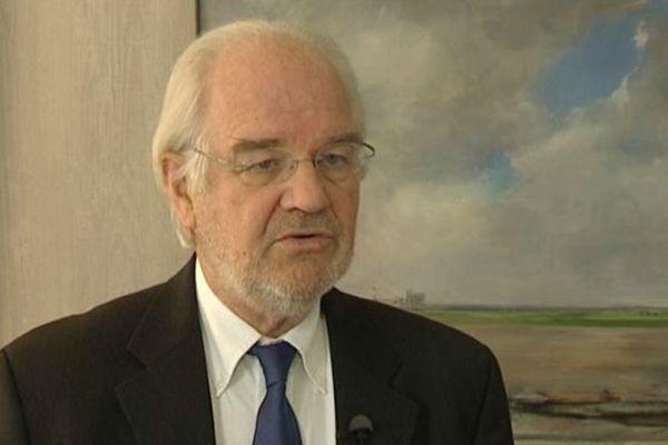 Eric Doligé, sénateur UMP du Loiret et président du Conseil Général