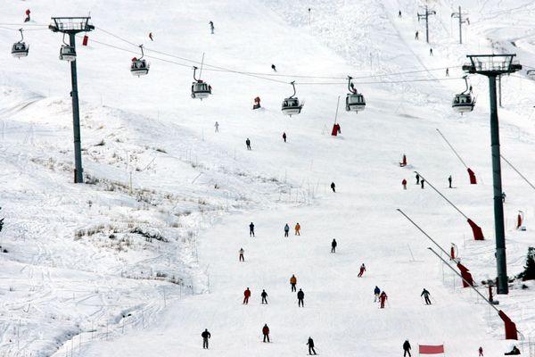 Un quinquagénaire a trouvé la mort sur une piste du domaine de Courchevel (Savoie). Photo d'illustration.