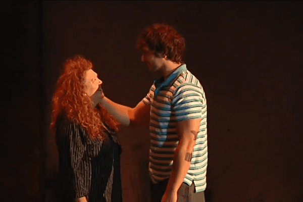 Robert Zucco : répétition publique à la Comédie de Valence - 2/11/15