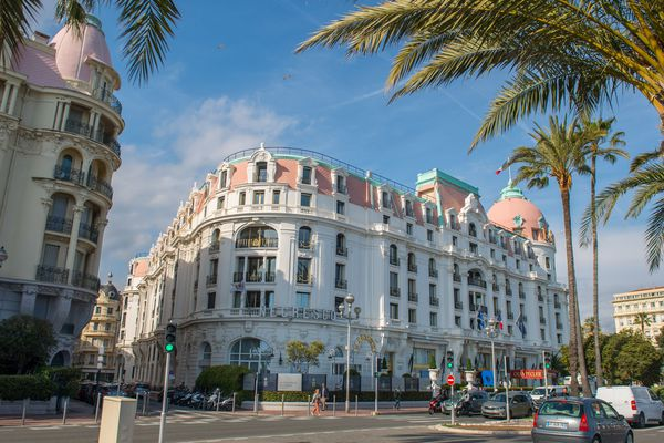 Le Chantecler au Negresco à Nice a perdu une étoile au Guide Michelin