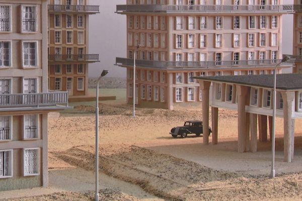 Le Havre vu par Philippe de Gobert. Exposition au MuMa du Havre de juin à début novembre 2021