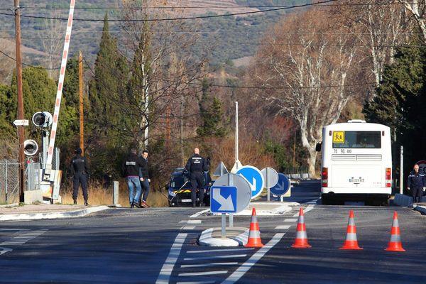 Le car scolaire est entré en collision avec un TER à Millas le 14 décembre 2017, provoquant la mort de six collégiens.