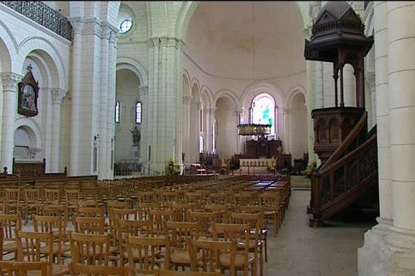 La cathédrale d'Angoulême