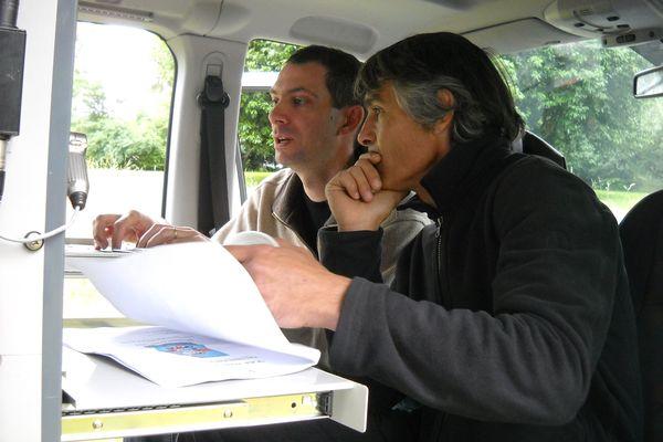 Laurent et Jean-Manuel.