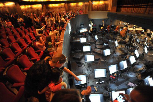 Les salles de spectacles, comme ici au Théâtre du Capitole, peuvent rouvrir au public à partir du 19 mai, sous certaines conditions.