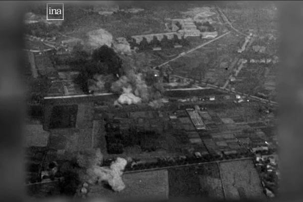 Pendant la seconde guerre mondiale de nombreux avions alliés ont été abattus en Sarthe. Histoire de héros autraliens