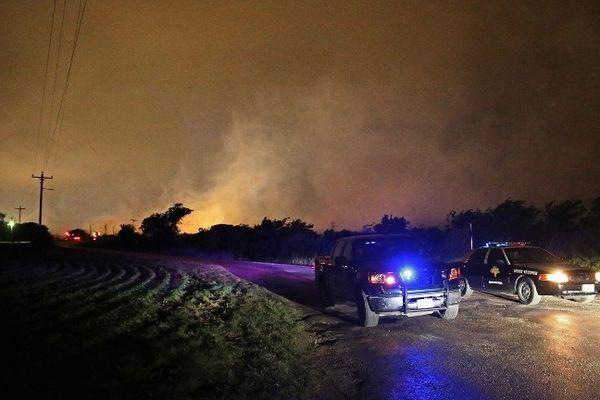 L'explosion a eu lieu près de Waco au texas
