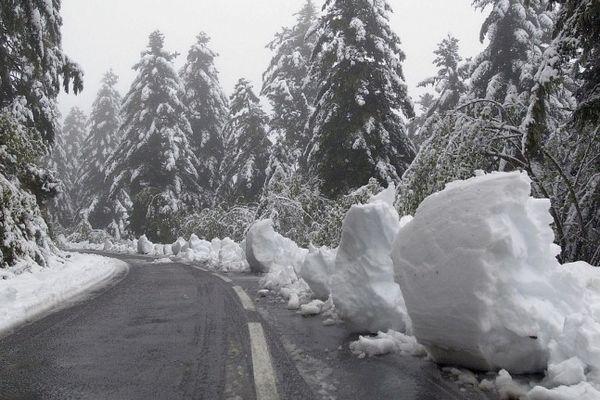 Attention au risque d'avalanches