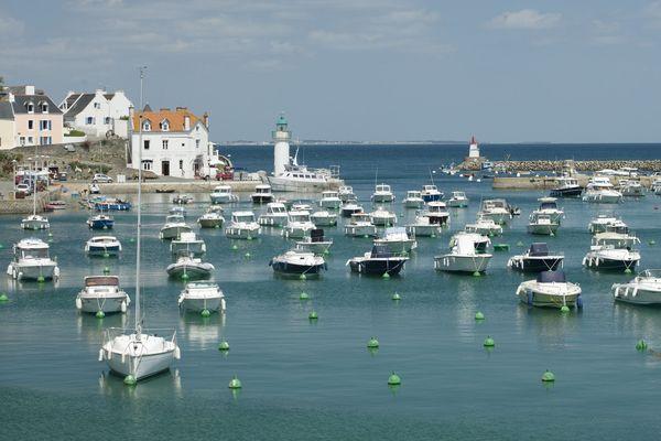 Rallier les îles bretonnes en bateau dans les jours qui viennent... c'est pas encore gagné