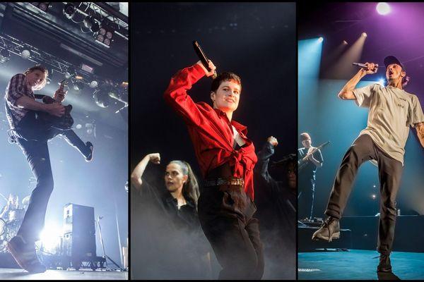 Franz Ferdinand, Chris et Roméo Elvis sont programmés pour la Magnifique Society 2019.