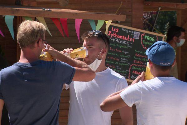 """La première édition de """"We love beers"""" a eu lieu à Montélimar, pour mettre en avant les brasseurs indépendants."""
