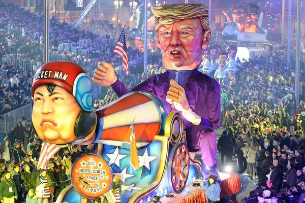 Le carnaval de Nice renoue avec des recettes en hausse, grâce à la clientèle asiatique.