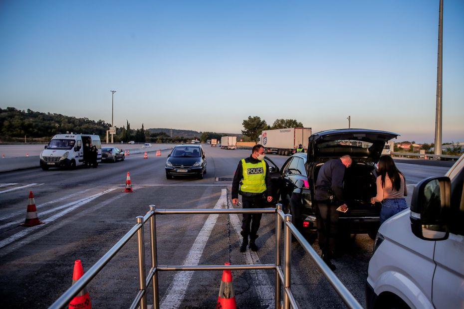 Covid : la frontière avec l'Espagne est bien ouverte mais pas pour faire du tourisme ou des courses