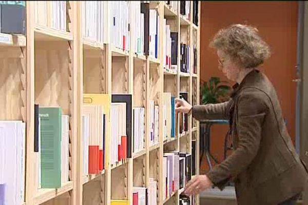 Des livres et encore des livres : à Saint-Flour (15) une ancienne libraire de Lyon crée une librairie indépendante.