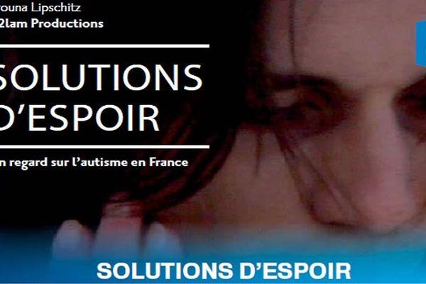 """Un regard sur l'autisme en France, """"Solutions d'Espoir"""", diffusé sur France 3 Auvergne à 8h45 mardi 11 décembre"""