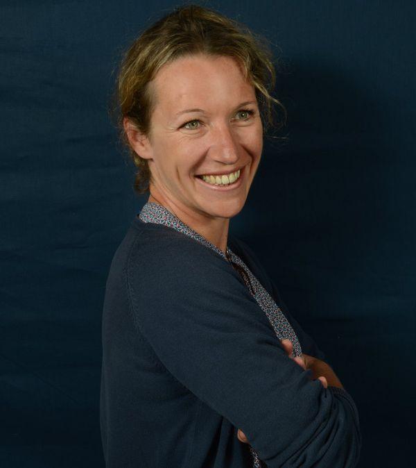 portrait Anne-Laure Bondoux