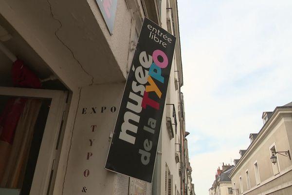Musée de la typographie à Tours