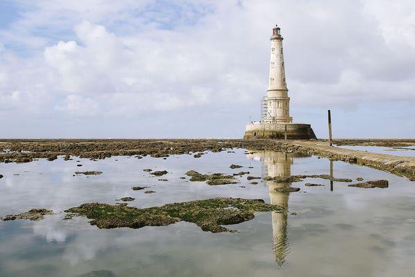 Le phare de Cordouan photographié le 8 avril 2016.