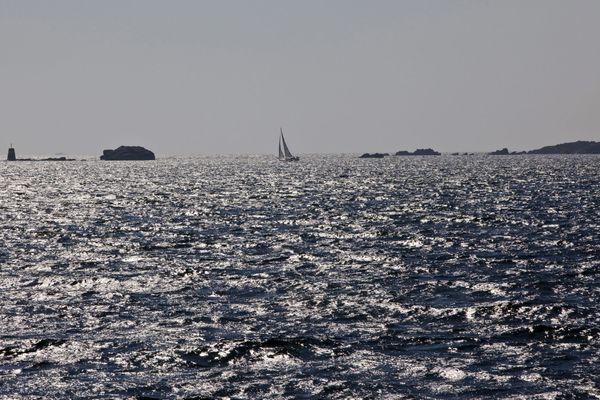 Le Cross-Etel est intervenu cette nuit entre l'île d'Houat et Hoedic, suite à une suspicion de disparition.