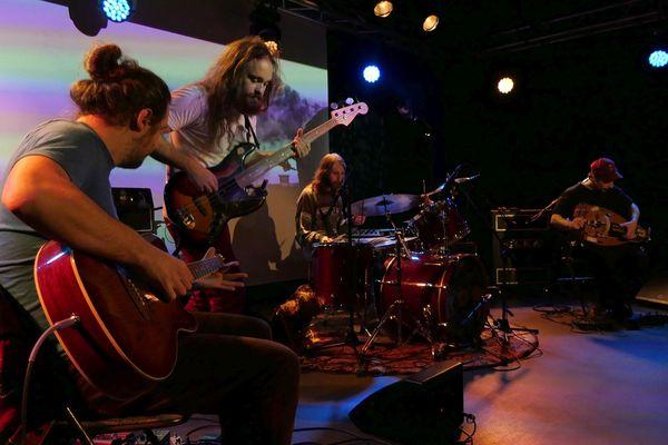 Le groupe dijonnais La Ruche dans l'émission #studio3.