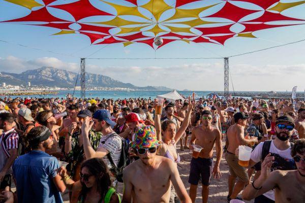 Le Delta Festival, sur les plages du Prado, fait partie des festivals dont l'édition 2021 est menacée par l'épidémie