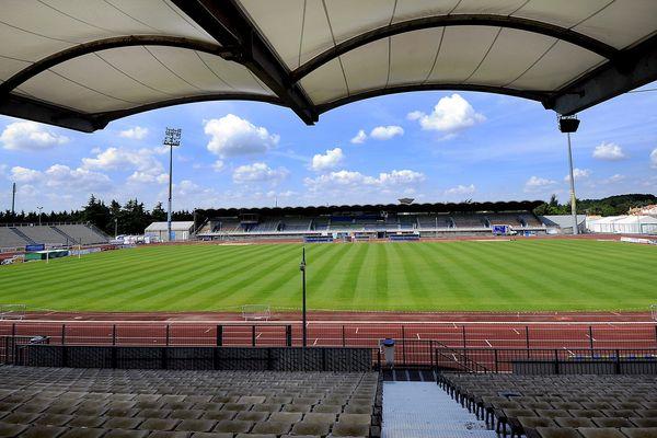 Le stade René Gaillard à Niort.