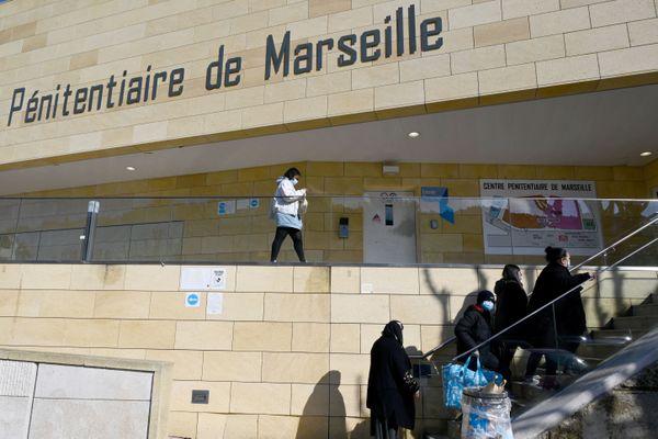 Le professeur de 58 ans, a été incarcéré à la prison des Baumettes à Marseille.