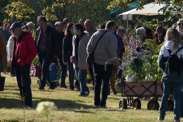 Plus de 5.000 visiteurs sont attendus ce week-end au domaine de Peré, dans les Deux-Sèvres, pour la 45e fête des plantes.