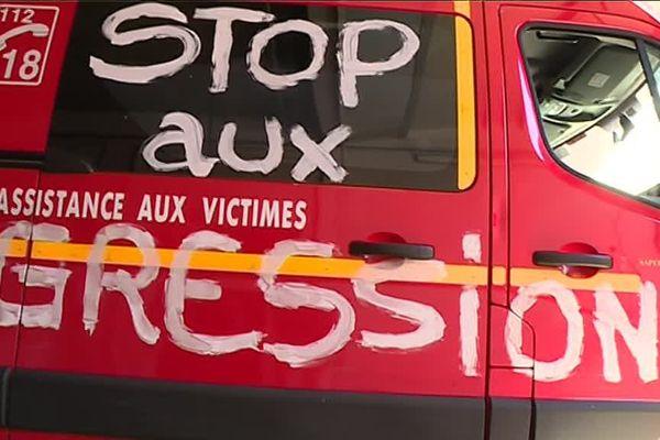 Les pompiers victimes de cette agression ont été mis au repos.