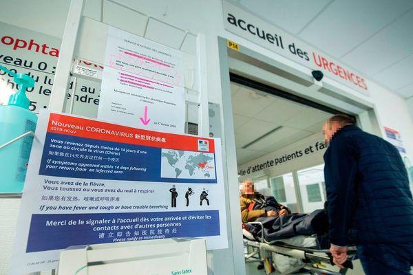 Au CHU de Clermont-Ferrand, l'infectiologue Olivier Lesens se dit optimiste pour l'évolution de la circulation du coronavirus COVID 19.