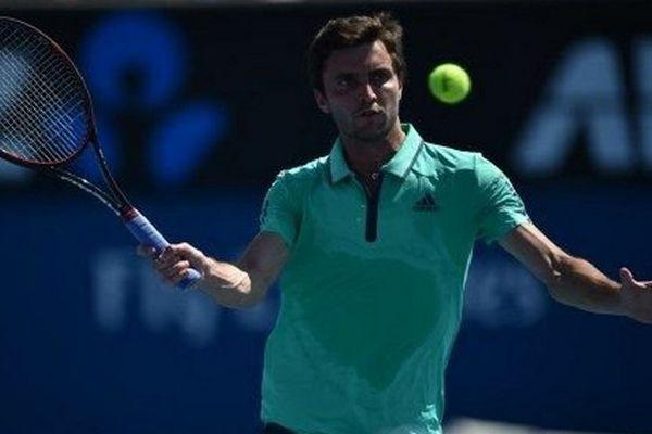 Le Niçois Gilles Simon s'est imposé au 1er tour de l'Open d'Australie