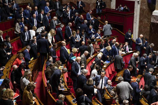 473 suffrages ont été exprimés lors du vote sur la loi bioéthique en première lecture.