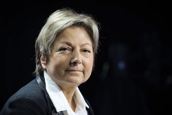 Natacha Bouchart, élue pour la troisième fois maire de Calais