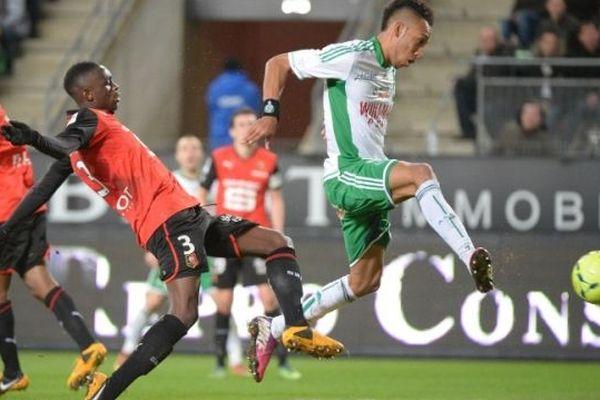 Rennes Saint-Etienne, mars 2013, championnat de Ligue 1