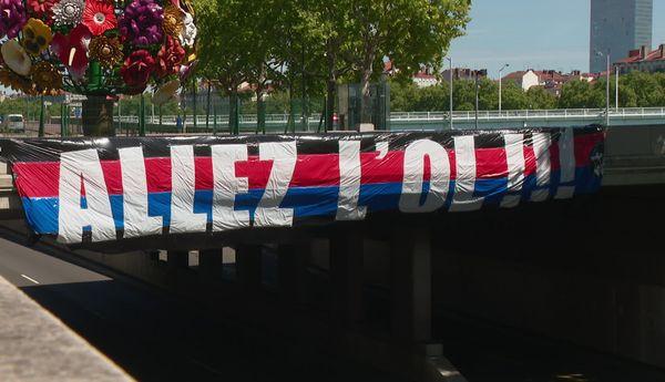 Les supporters lyonnais rêvent d'une finale de la Ligue des Champions.