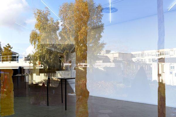 """""""Pour un interstice paysager"""" Exposition d'Emma Bourgin et Léonard Nguyen"""