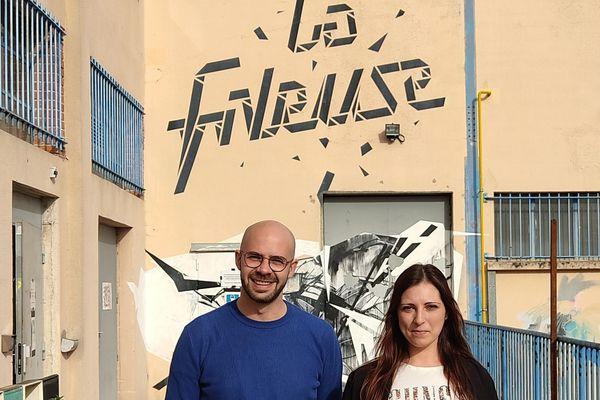 Magalie Masure et Julien Royer sont membres du Collectif du 23 janvier, à Reims.
