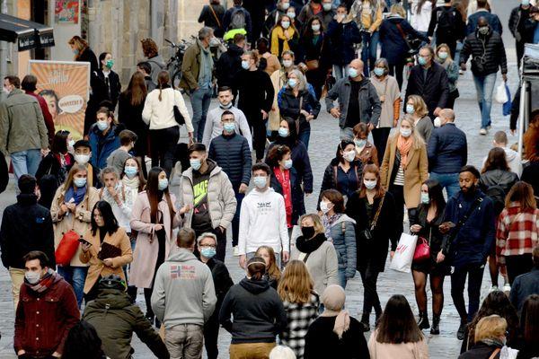 Le site Predictest surveille l'évolution de l'épidémie dans le Grand Est.