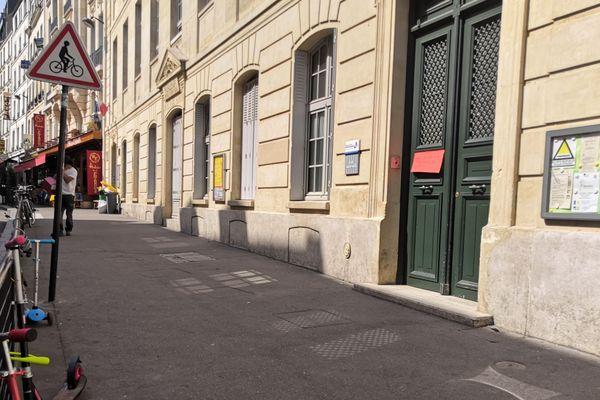 Le groupe scolaire Saint-Benoît est fermé jusqu'à nouvel ordre suite à une pollution au plomb.