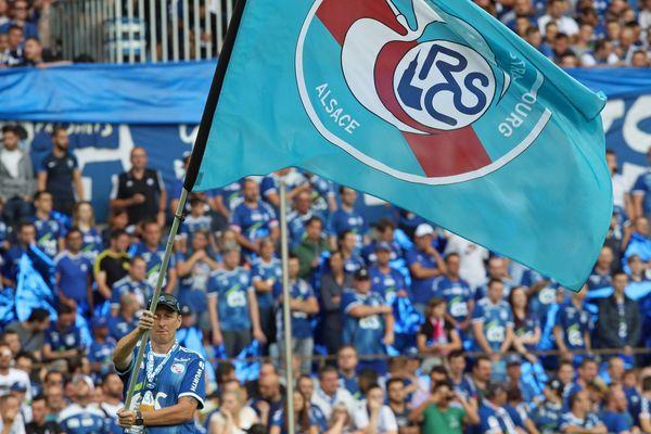 Les supporters jouent leur rôle de douzième homme à la Meinau, mais le Racing peine à l'extérieur.