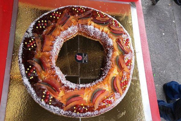 Ces gâteaux des rois devaient répondre à certains critères de taille, de poids.