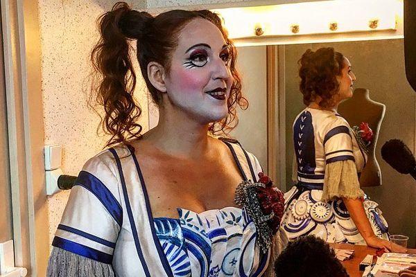 Norah Amsellem interprète quatre rôles dans Les Contes d'Hoffmann