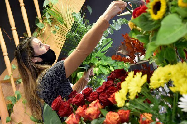 Les fleuristes fermeront dimanche mais pas les jardineries